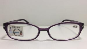 Blue-blocking Reading Glasses-RB3073 with flexible and light frame