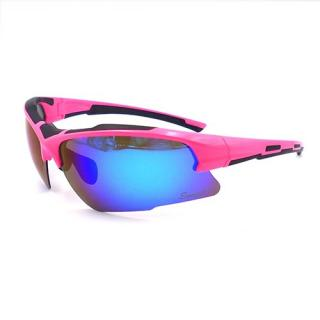 Sport Sunglasses, double injection temple pad and frame-EF002